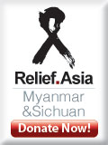Relief.Asia Button